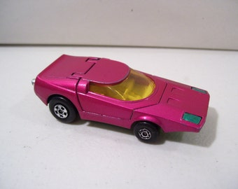 Vintage Matchbox Rolamatics Clipper Die-cast Car 1973, Lesney, England