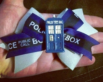 Dr. Who bow