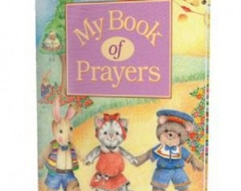 Personalized Children's Book - My Book of Prayers