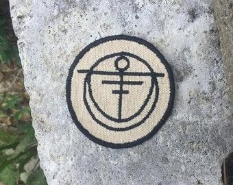 Logo Iron-On Patch