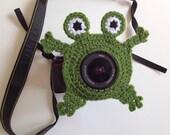 Camera Buddy Frogs