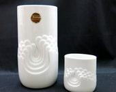 OP  Art Vase Thomas- Rosenthal Group Germany   Vintage porcelain vase