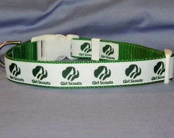 Girl Scouts collar