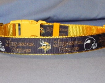 Minnesota Vikings collar