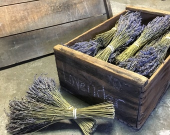 2 Bunches of Dried Lavender