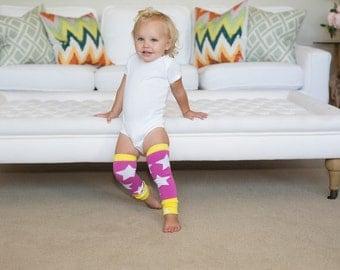 Macho Baby Leg Warmers