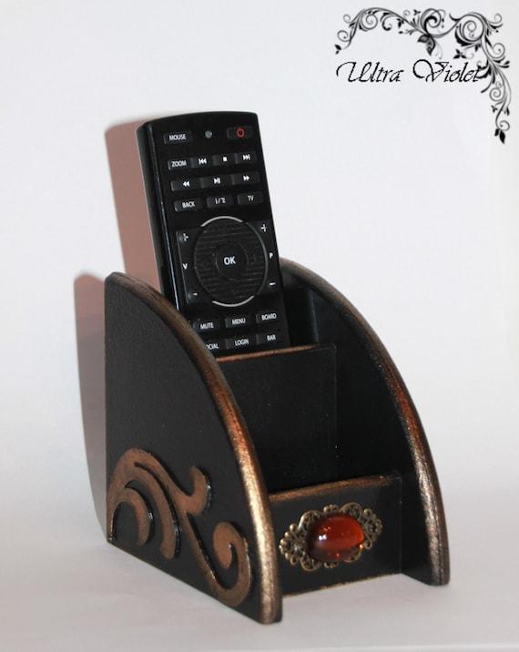 TV Remote Control Holder, mobile phone holder, business card holder ...