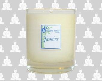 Jasmine - Jasmine Organic Room Candle 30cl