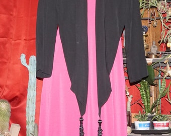Vintage Donna Karan, Black Bolero
