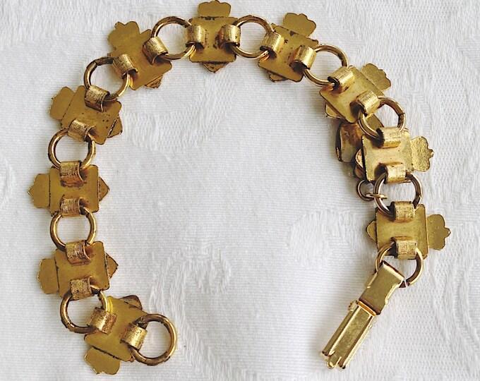 French Heraldic Bracelet, Coat of Arms Shields, Regions of France, Heraldic Jewelry