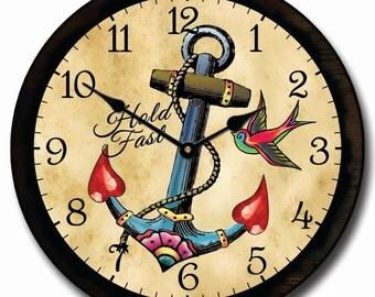 Rockabilly Wall Clock 4