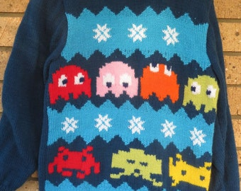 Video Games Sweater