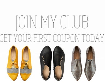 Become a club member it's free!