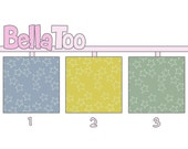 Washable Flaxseed Hot Cold Pack... { Stella } Lotta Jansdotter ... Choose your Fabric, Size, Scent