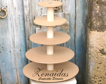 Cupcake Stands Donut Tower Tutus Amp More By Zenaidasdesigns