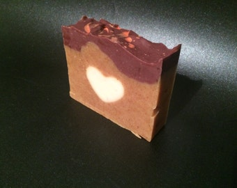 Chamomile Heart Soap