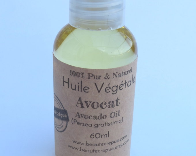 Avocado Oil - Pure and Natural