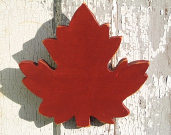Canada Maple Leaf,Red Maple Leaf,Canadian Art,Wood Maple Leaf,Canadiana Decor,Wood Wall Art,Canadian Art,Canada Maple Leaf,Reclaim Wood Art,