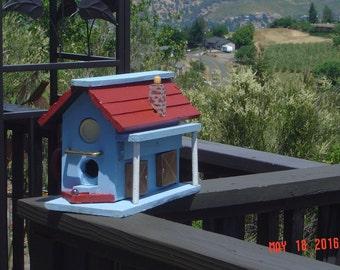 Dons Unique Birdhouses