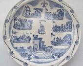 VEILED PROPHET St Louis Collector Plate Souvenir Dinner  Vintage Vernon Kilns Plate