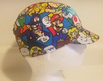 Mario Bros. Cycling cap