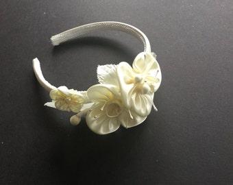 Flower Girl Heaband