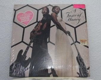 "A Taste Of Honey - ""A Taste Of Honey"" vinyl record"