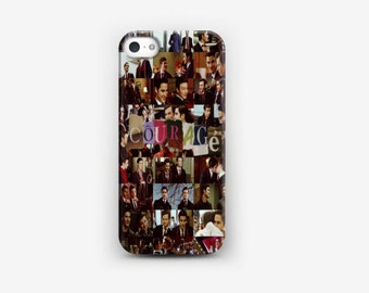 Glee Gleek Klaine Kurt And Blaine Darren Criss and Chris Colfer Phone Case For iPhone and Samsung Galaxy