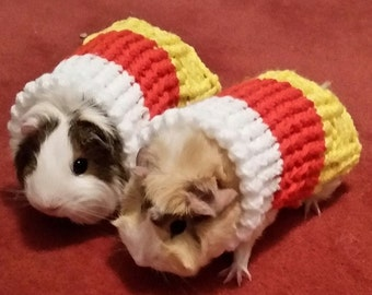 Guinea Pig Sweater Knitting Pattern : Knit guinea pig Etsy