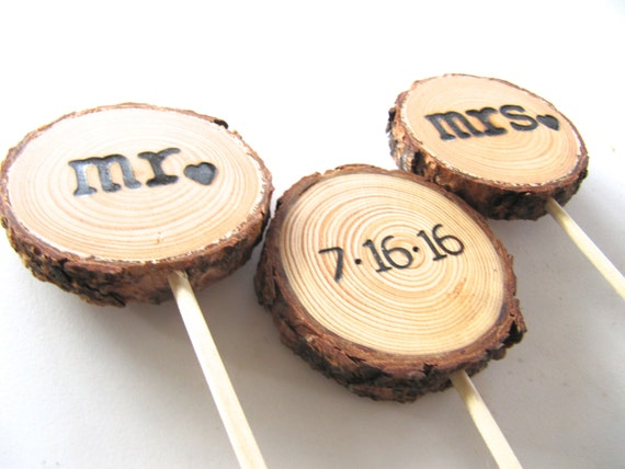 rustic cake toppers wedding cake topper wood cake topper wood rustic wedding 7191