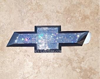 Bow Tie Emblem Etsy - Chevy silverado bowtie decal