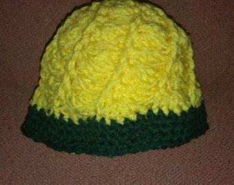 1-2 year swirl hat