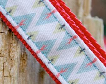 Pine Tree Dog Collar