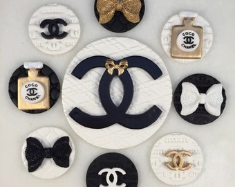 Custom (16) Toppers CHANEL