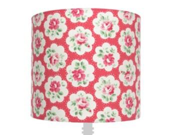 Handmade Lampshade 20 cm  - Made in Beautiful Cath Kidston fabric