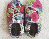Flower Power Soft Sole Shoes