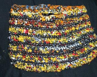 Medium Grab 'n Go Clutch Handcrafted in Zambia
