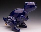 NEW Small Cobalt Blue Carnotaurus