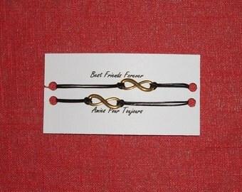 Freindship Bracelets Set / Ensemble Bracelets d'Amitié (BFFB001)