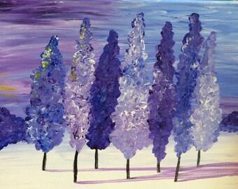 Winter Trees #2