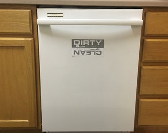 SALE **** Stylish Dishwasher Magnet