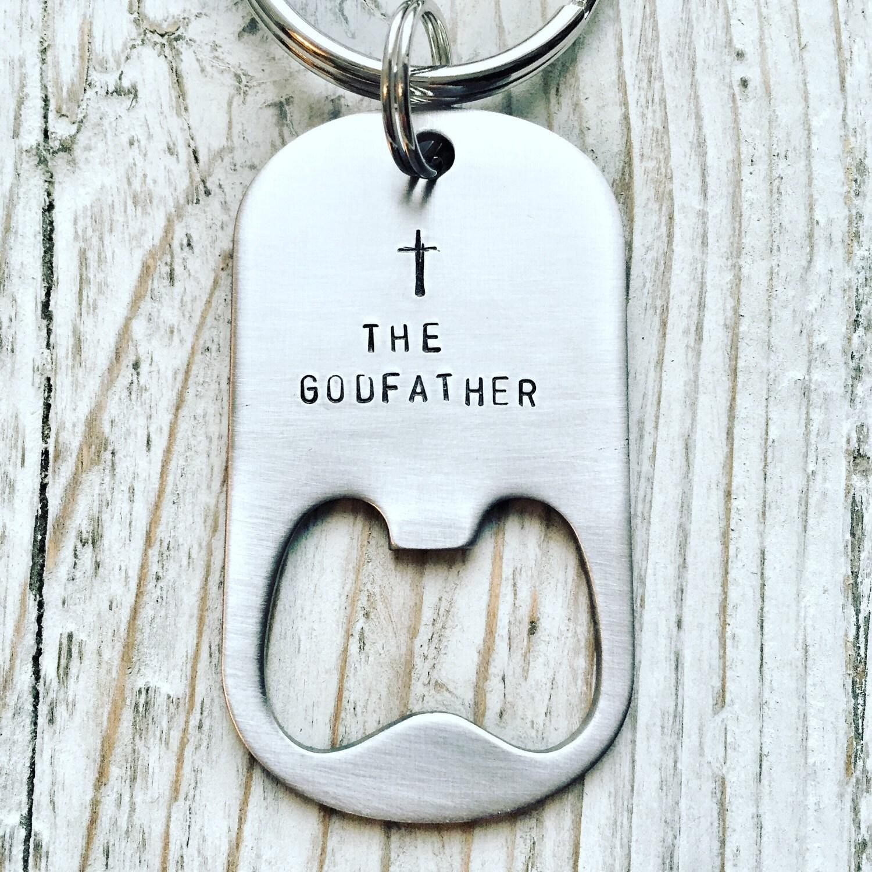 godfather bottleopener keychain the godfather godfather. Black Bedroom Furniture Sets. Home Design Ideas