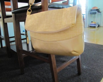 Fressia Fold Over Bag