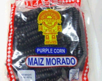 MAIZ MORADO - Purple Corn 15 oz / 425 G (New)