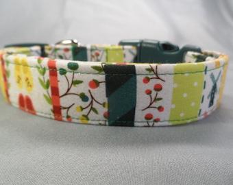 Netherlands Christmas Dog Collar