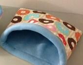 2 custom donuts cuddle sacks