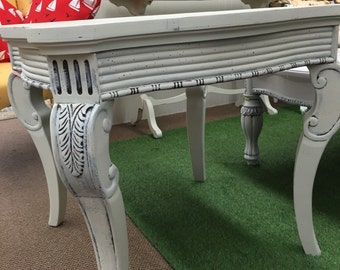 Large Vintage End Table
