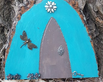 Dragonfly Fairy Door