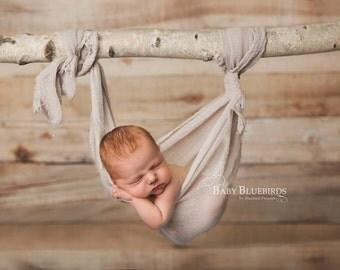 Pick 4 REGULAR LENGTH Premium Natural Newborn Wrap - Large Cheesecloth Wrap - Baby Wrap - Photo Prop