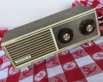 Zenith radio, 1960's